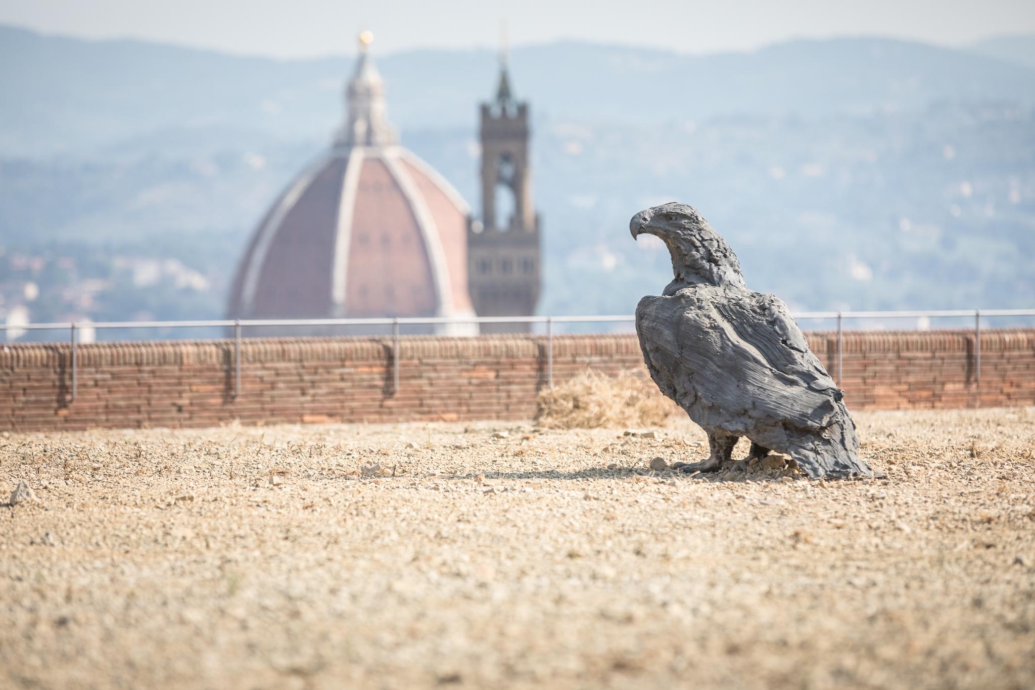 Massimo Listri E Davide Rivalta Al Forte Di Belvedere Muse